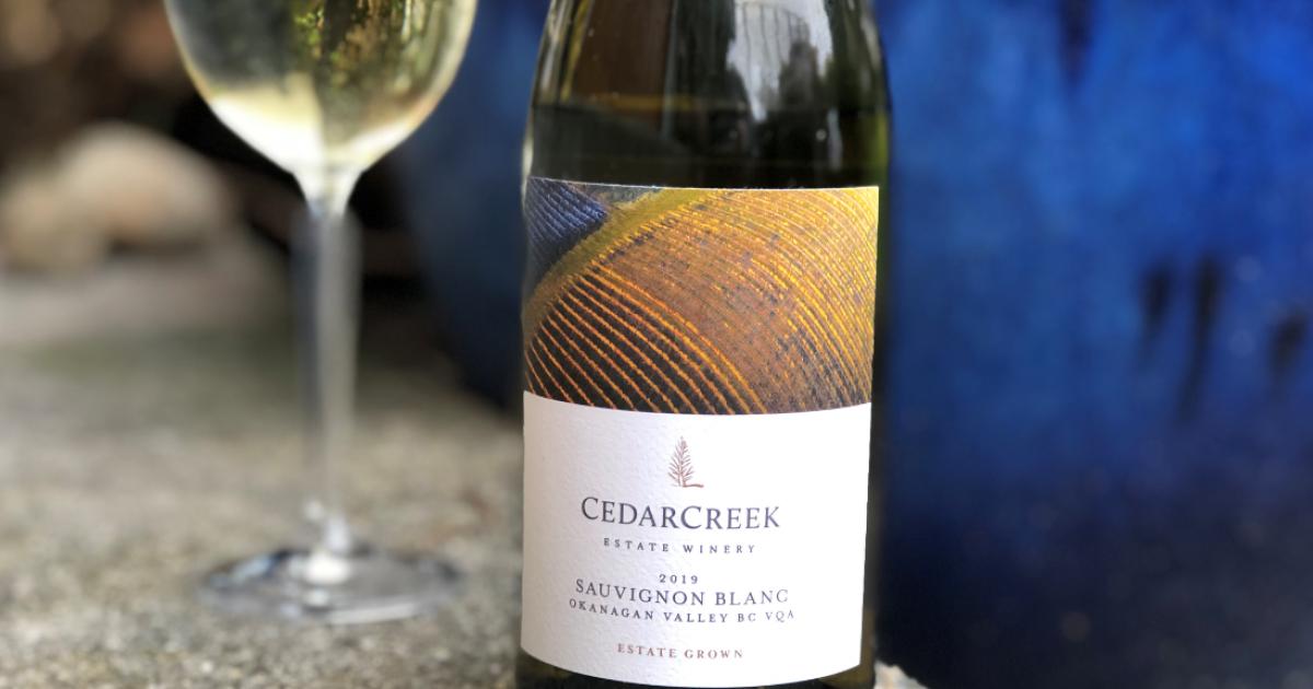 Splash Of Wine: Cedarcreek's New Sauvignon Blanc Evokes Swaying photo