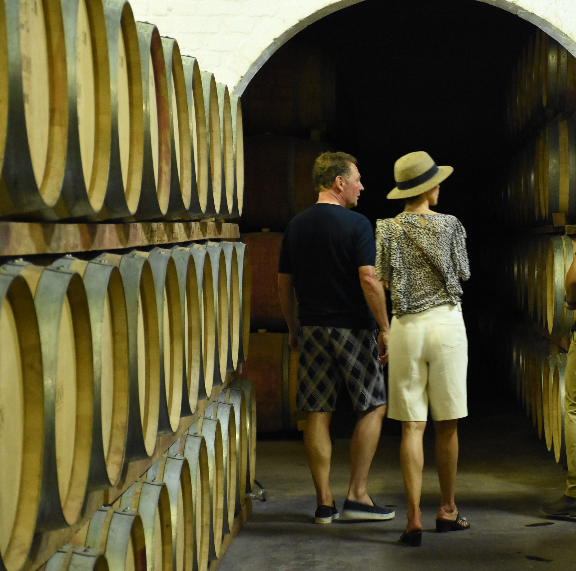 #18DaysOfLockDown #plusanother14days / Day 18: Add A Cellar Tour To Your Bucketlist photo