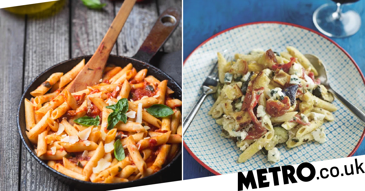 Creative But Easy Pasta Recipes For When You Get Tired Of Pesto photo