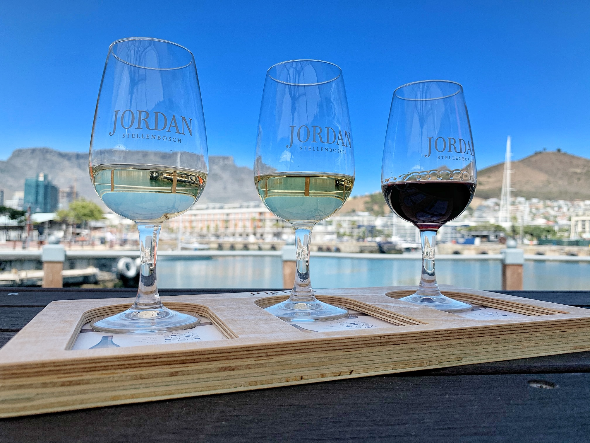 #11DaysOfLockDown / Day 21: Add A Jordan Wine Tasting At Den Anker To Your list photo