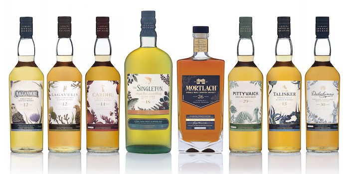 Whisky Reviews: Diageo Rare By Nature 2019 Scotch Whisky Special Releases photo