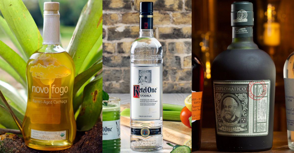 The Best Sustainable Spirits For Earth Day photo