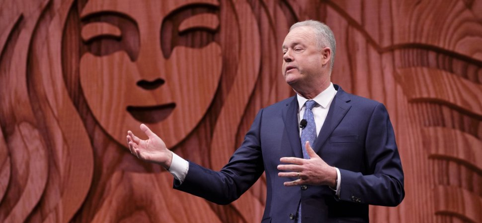 Why Starbucks Ceo's Letter To Employees About Covid-19 Wins photo