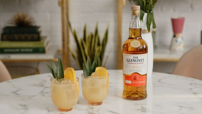 Latest The Glenlivet Scotch Gets A Caribbean Rum Cask Finish photo