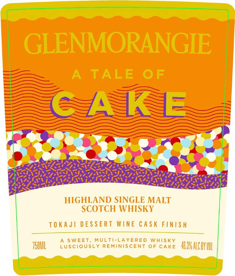 Glenmorangie A Tale Of Cake Revealed photo