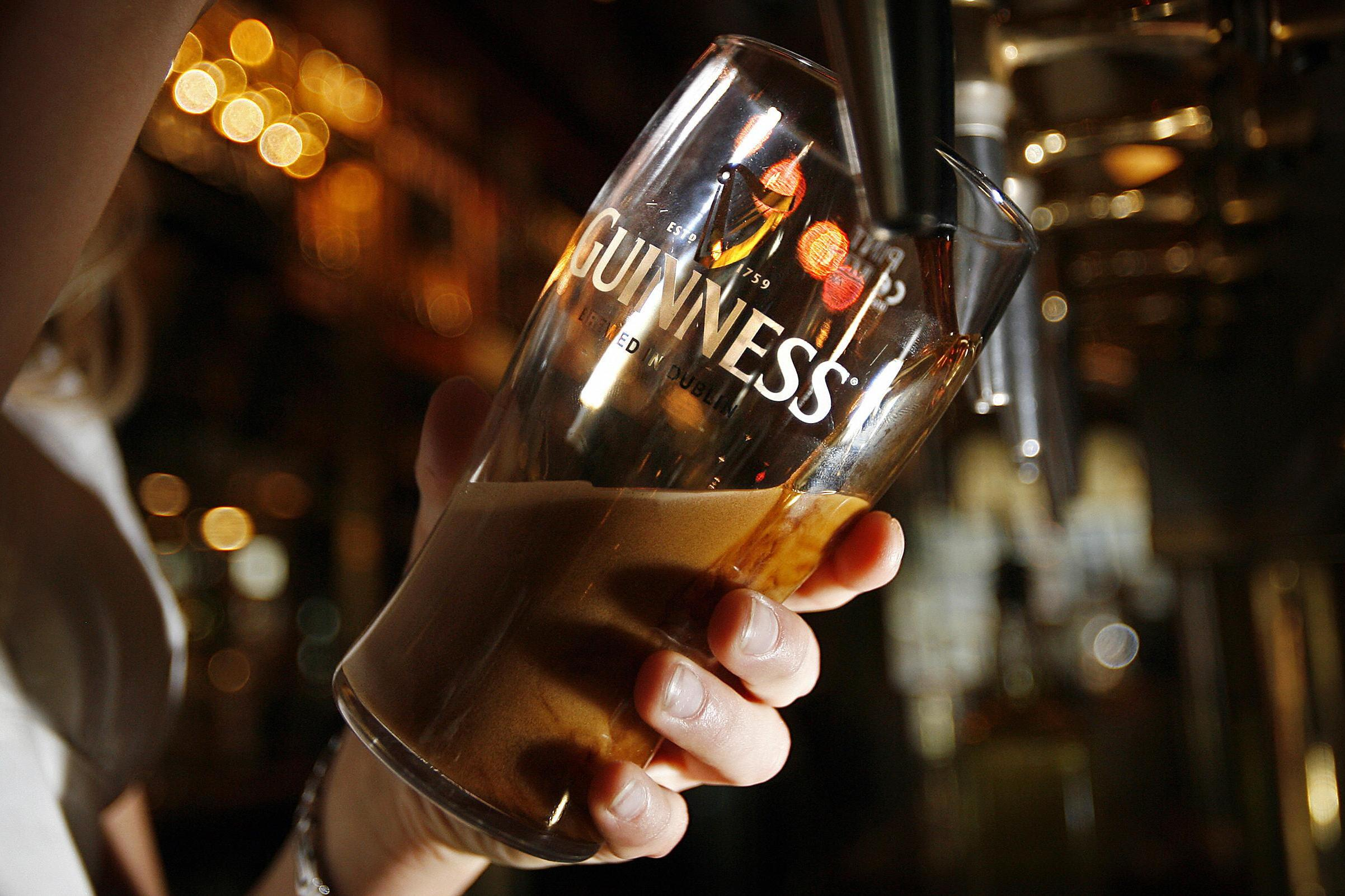 Guinness Maker Diageo Withdraws Full-year Guidance photo