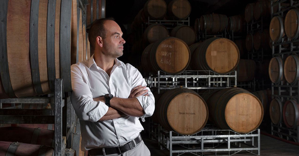 South African Wines In For A Blockbuster Harvest photo