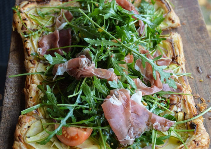 Local Arugula Hits The Market Signalling The Return Of Salad Season photo