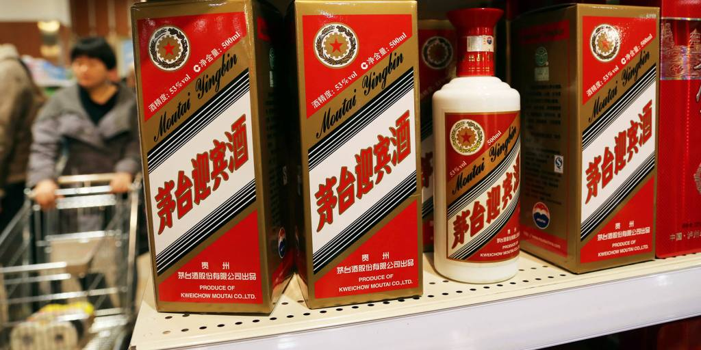 China's 'state Liquor' Moutai Defies Downturn With Spirited Growth photo
