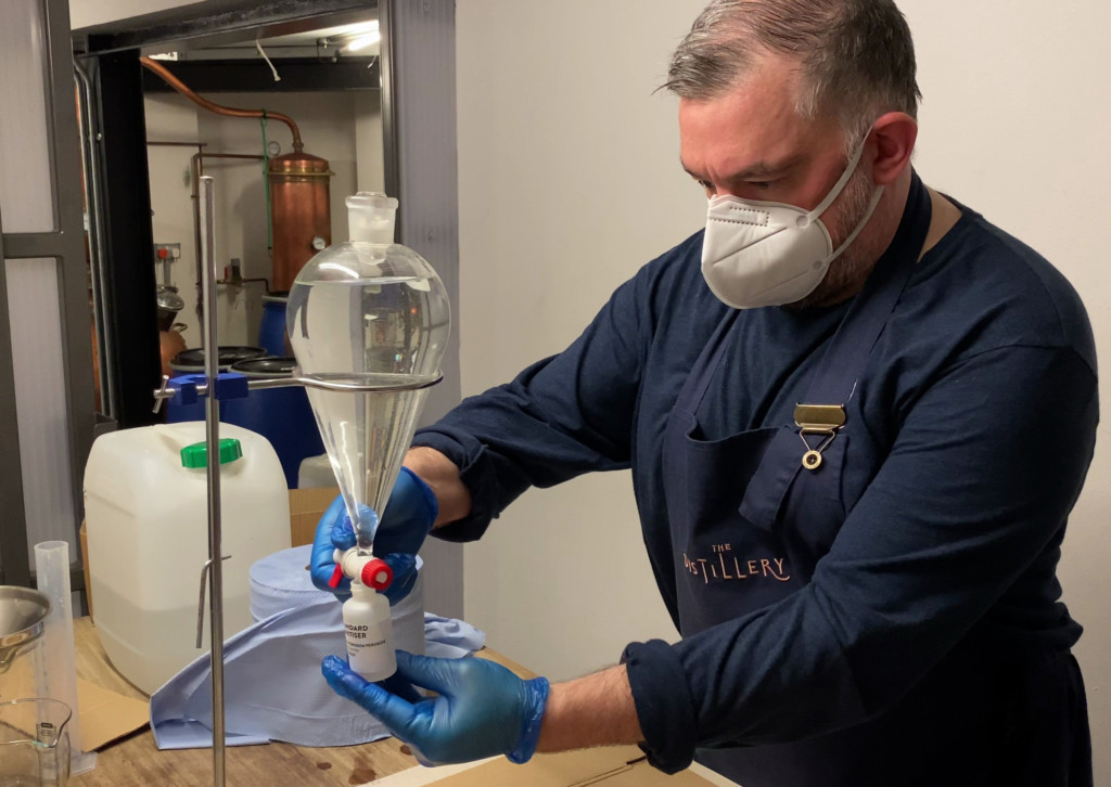 There With You: East London Distillery Answers Met Police Sos Call For Hand Sanitisers For Pcs photo