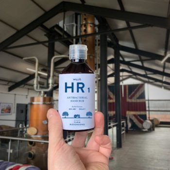 Chase Distillery Starts Making Hand Sanitiser For Key Workers photo