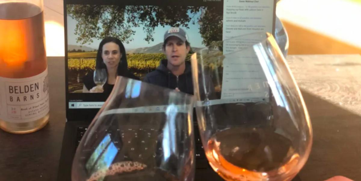 Virtual Wine Tastings: Everything You Need To Know photo