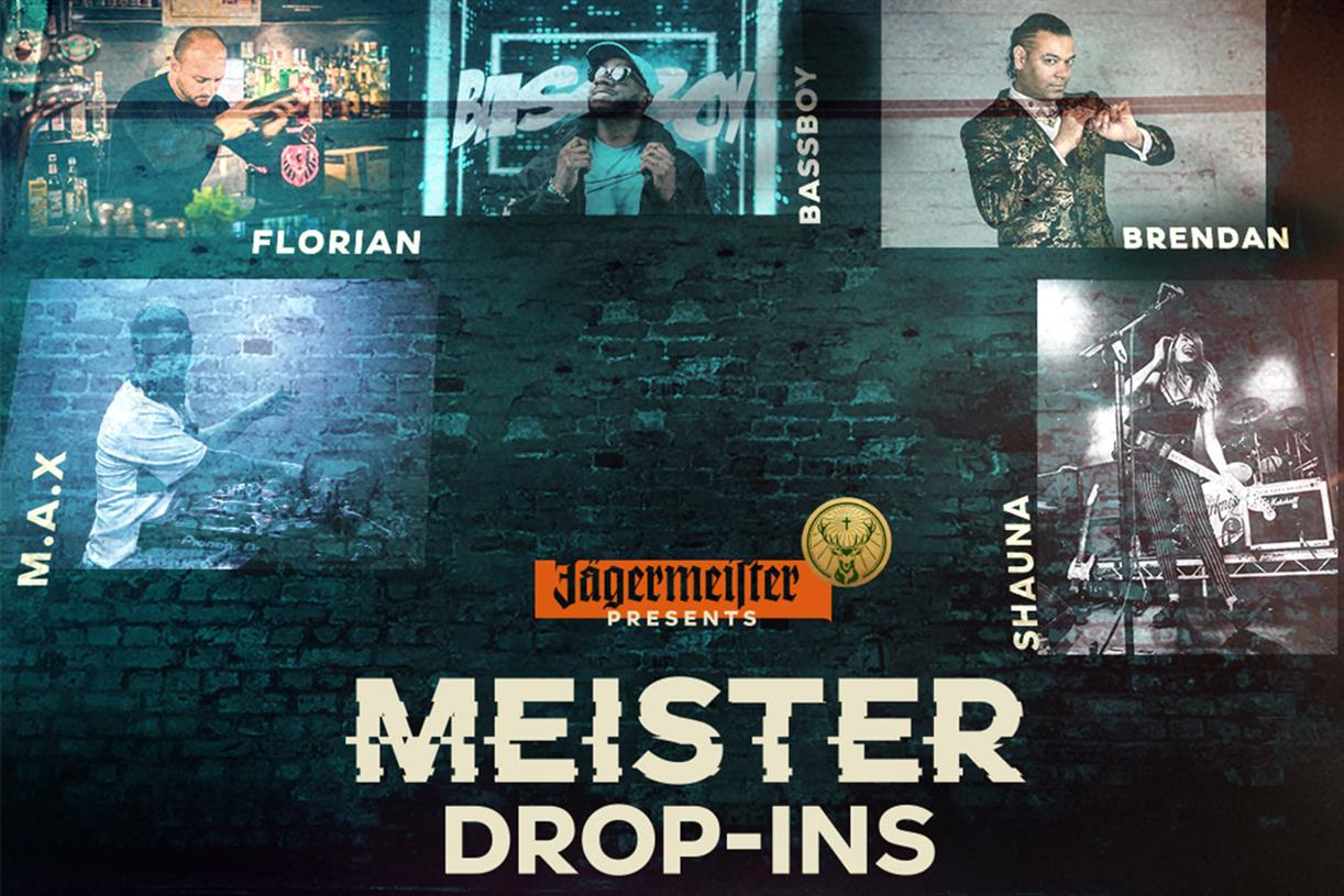 Jagermeister Provides Entertainers For Online Parties photo
