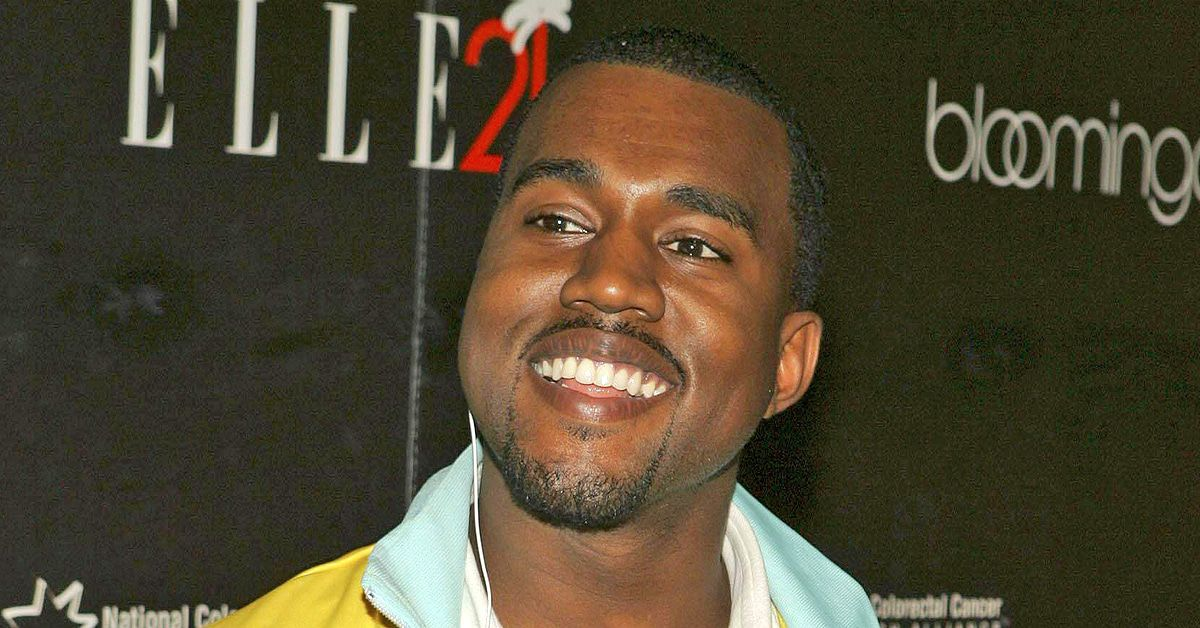 Vodka For Breakfast: Kanye West Was For Many Years An Alcoholic photo