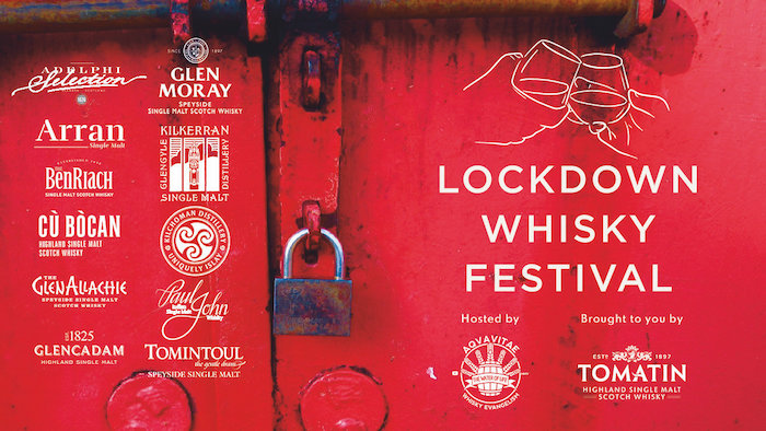 """A """"virtual"""" Scotch Whisky Festival On Youtube Is Set For April 4th photo"""