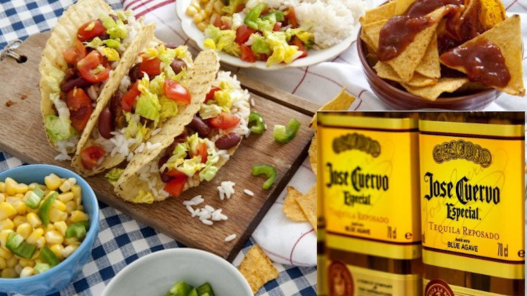Jose Cuervo Will Pay For Your Local Mexican Takeout In Honor Of Cinco De Mayo photo