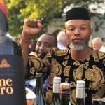 South African Actor Launches His Own Wine Channel On Youtube photo