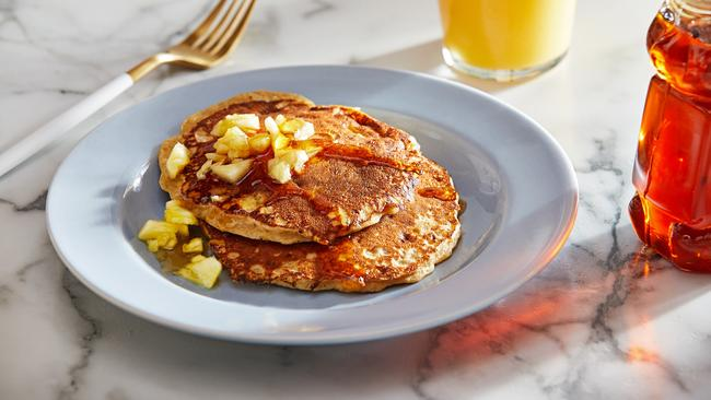 Recipe: Pineapple And Cottage Cheese Pancakes photo