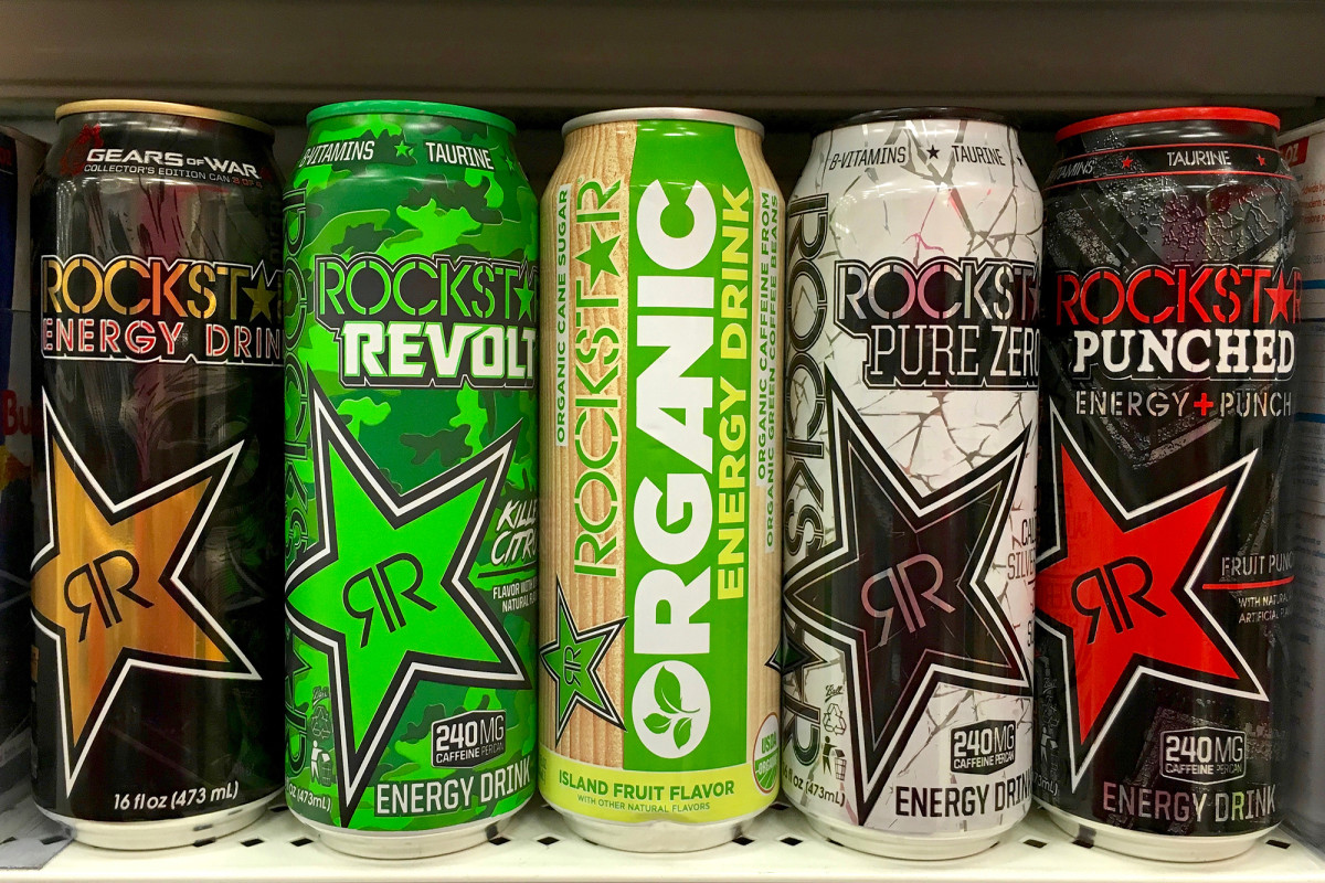 Ftc Approves Pepsico Acquisition Of Rockstar Energy For $3.85b: photo