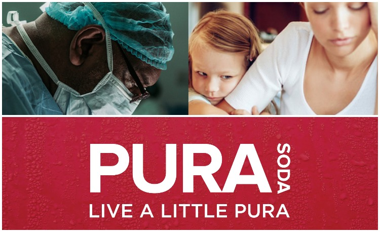 Celebrate Our Local Heroes And Win With Pura Soda photo
