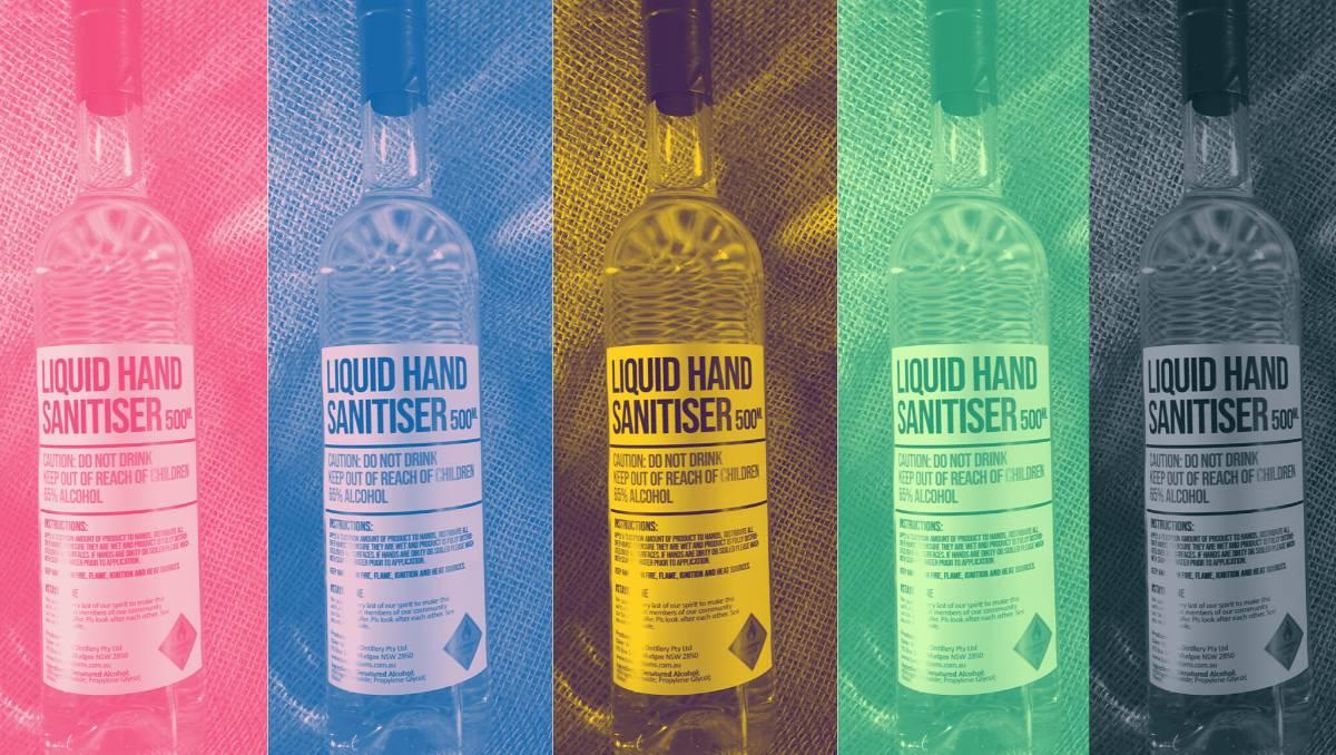 Baker Williams Distillery Uses Remaining Spirits To Make Hand Sanitiser For Medical Community photo