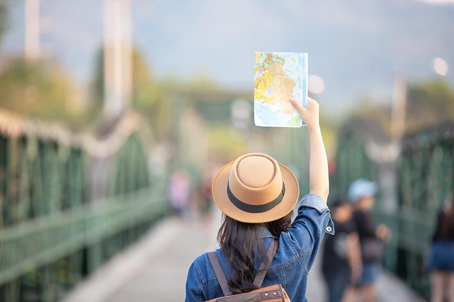 Six Ways To Satisfy Your Wanderlust Without Leaving Your Home photo
