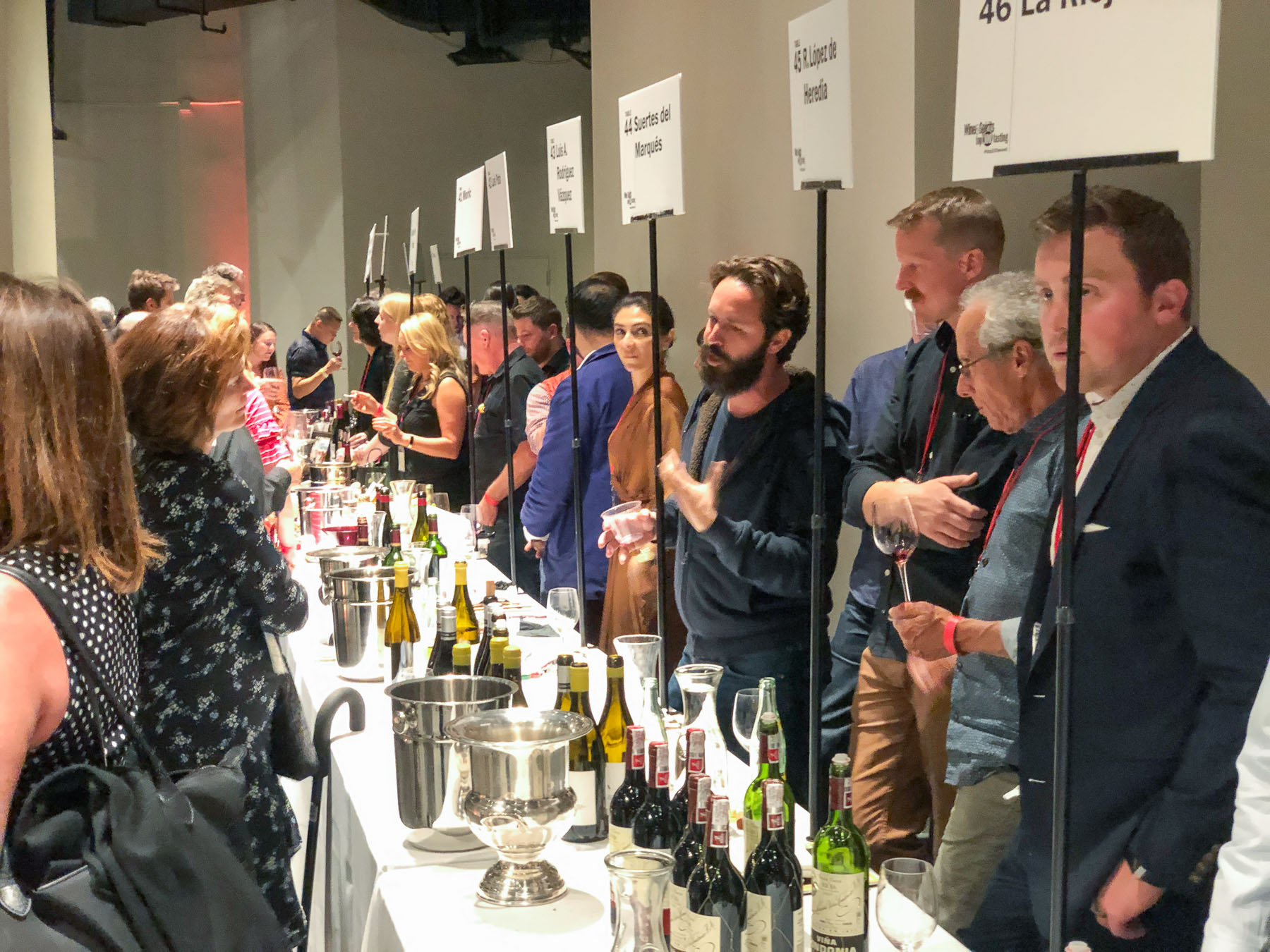 100 Tastes From The Wine & Spirits Top 100 Tasting photo