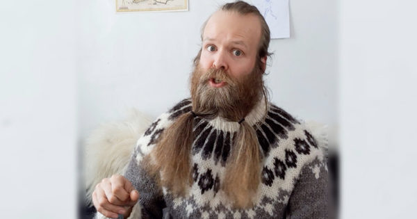 Reyka Vodka Wants You To Embrace Your Quarantine Beard photo