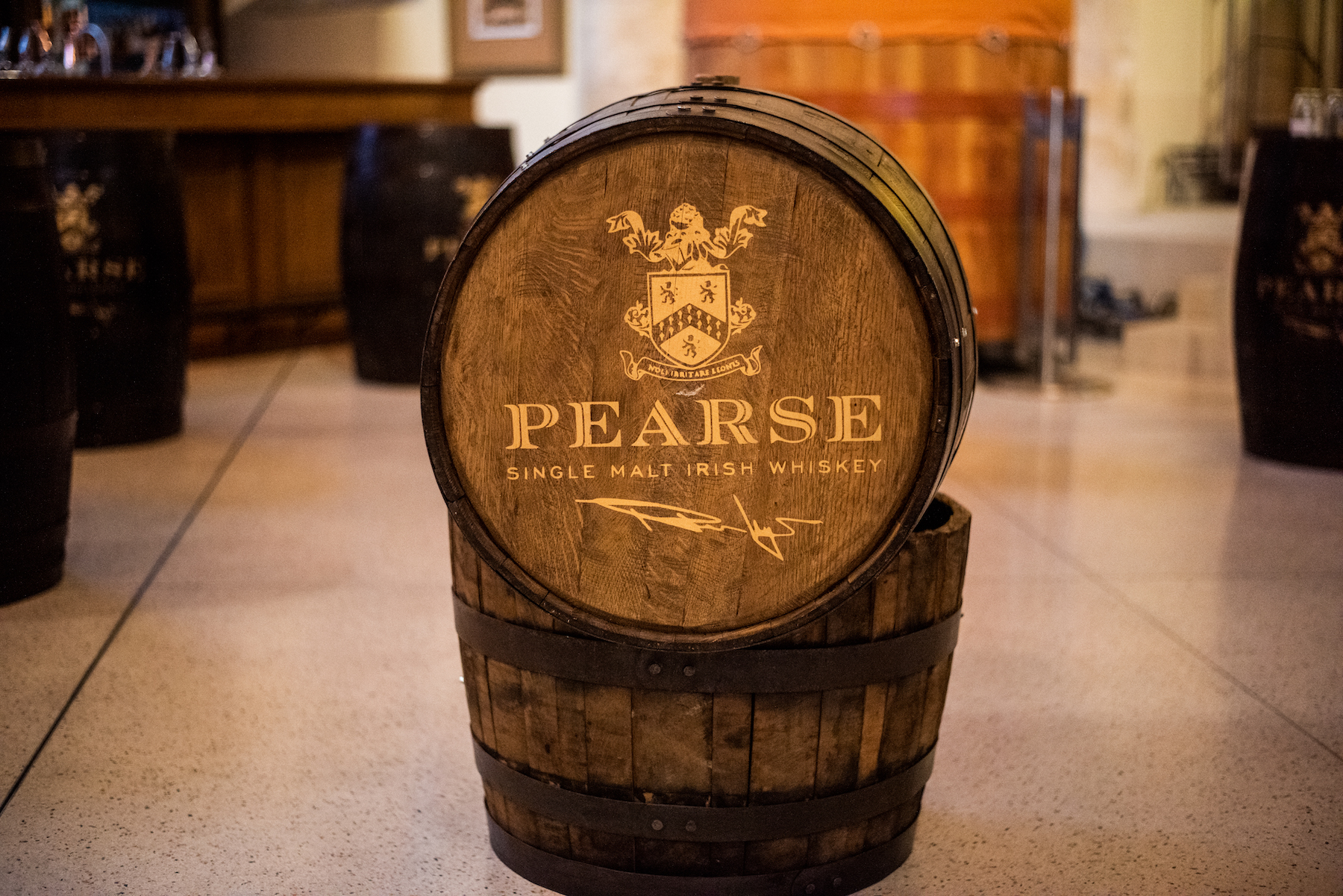 In Ireland's Whiskey Market, New Streams Are Flowing photo