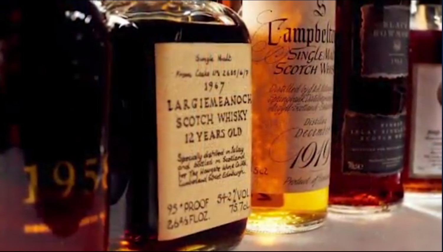 Million-dollar Whisky Sale Targeted In Cyber Attack, Auctioneer Says photo