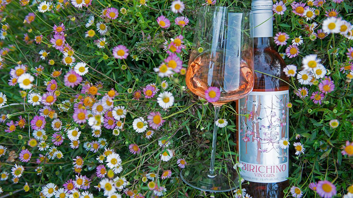 Birichino Winery's Delicious Blush Vin Gris photo