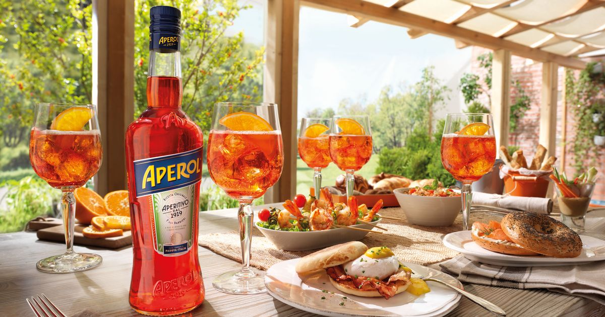 Amazon Is Selling Aperol For £10 And You Can Get It Delivered By The Weekend photo