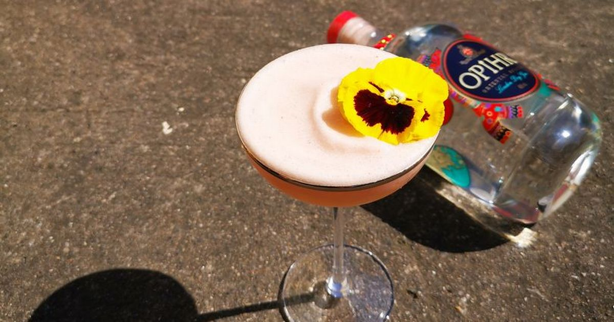 Have A Holiday In Your Back Garden With This Gin Tiki Cocktail photo