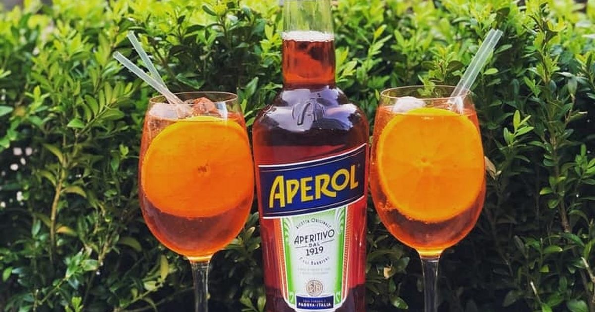 A Manchester Bar Is Doing Aperol Spritz Deliveries photo