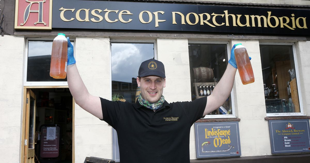 Brewery Giving Away Surplus Beer As Pubs Remain Closed photo