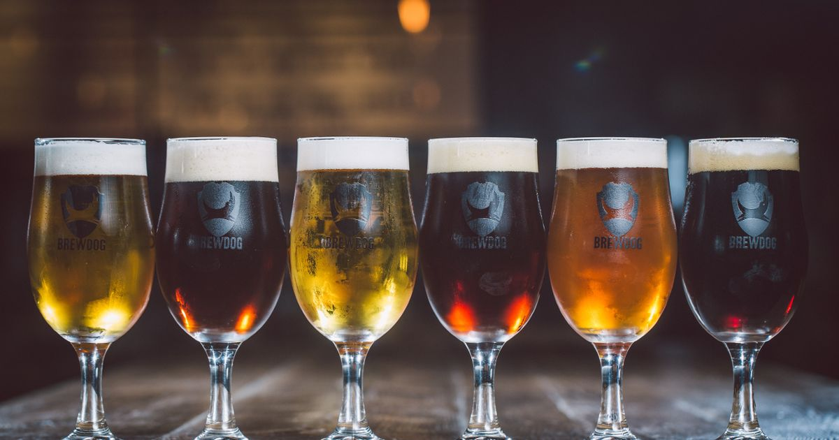 Edinburgh Brewdog To Offer Free Beer When Lockdown Is Eased photo