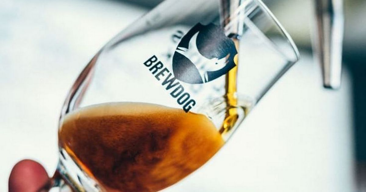 Brewdog Is Giving Away Half Price Beer This Week photo