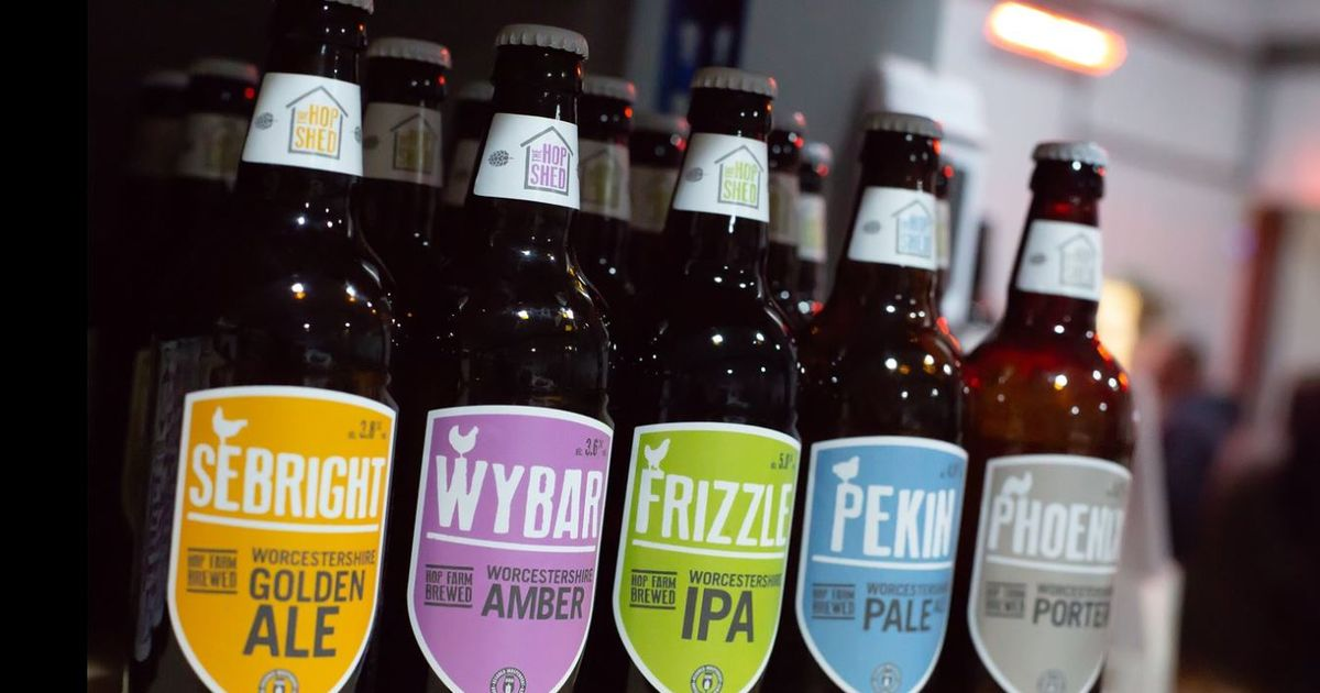 Six Brilliant Worcestershire Breweries That Will Deliver Straight To Your Door photo