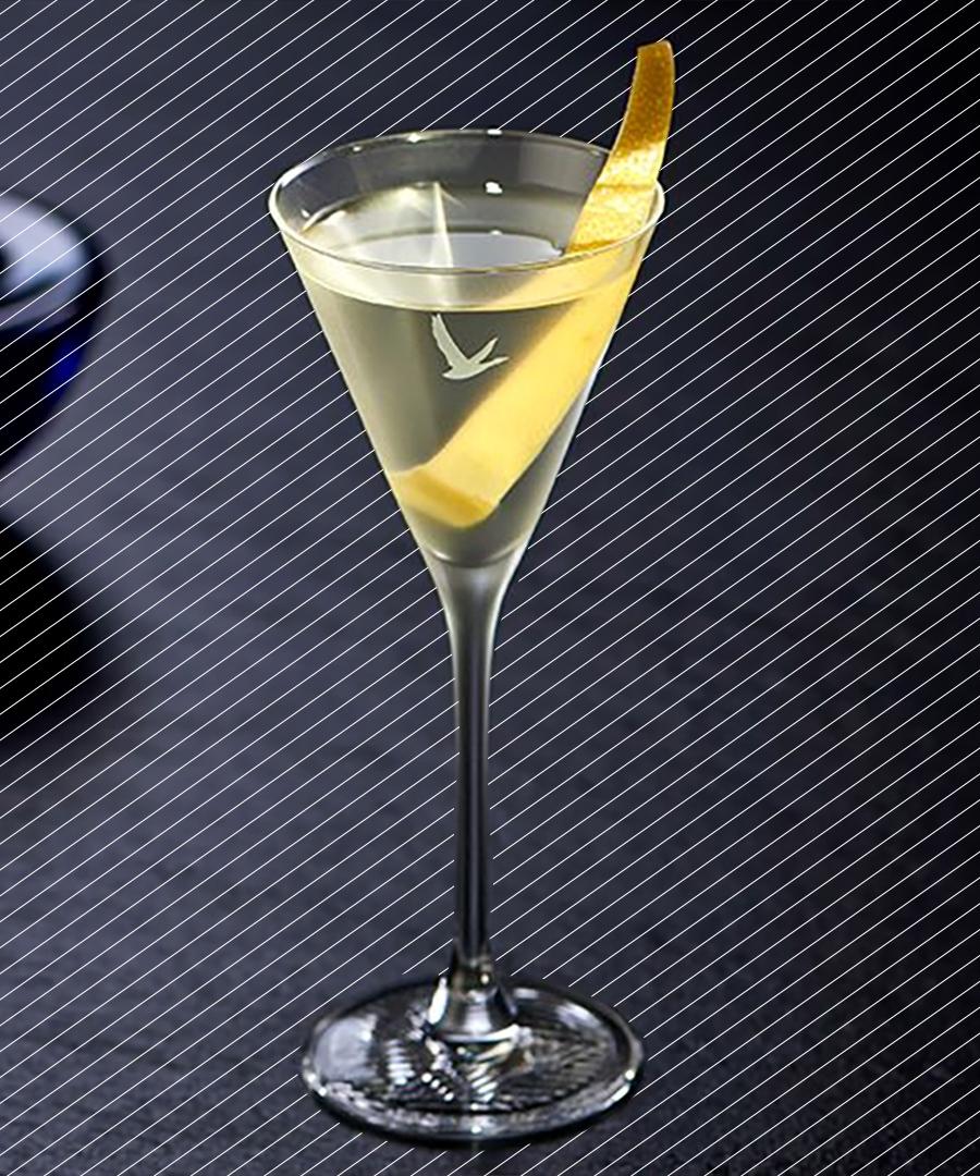 Drink Dujour: Grey Goose Vodka Martini photo