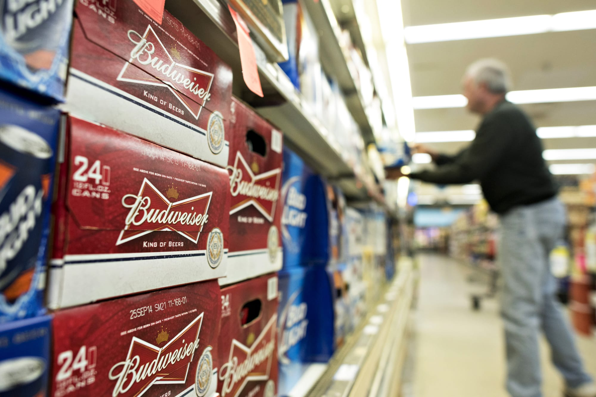 Most Booze Stocks Are In The Red Heading Into Summer, But Traders Say One Can Play Catch-up photo