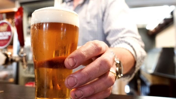 Stale Beer Reaching Use-by Date Goes To Waste As Pubs And Clubs Remain Closed Due To Coronavirus Restrictions photo
