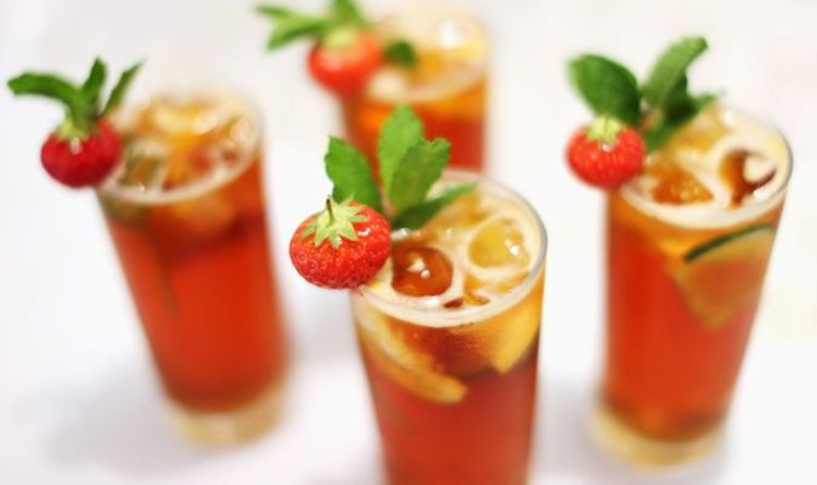 How To Make Pimm's photo