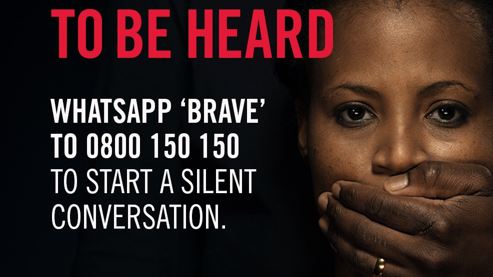 Carling Black Label Introduces Whatsapp Line For Victims Of Gbv photo