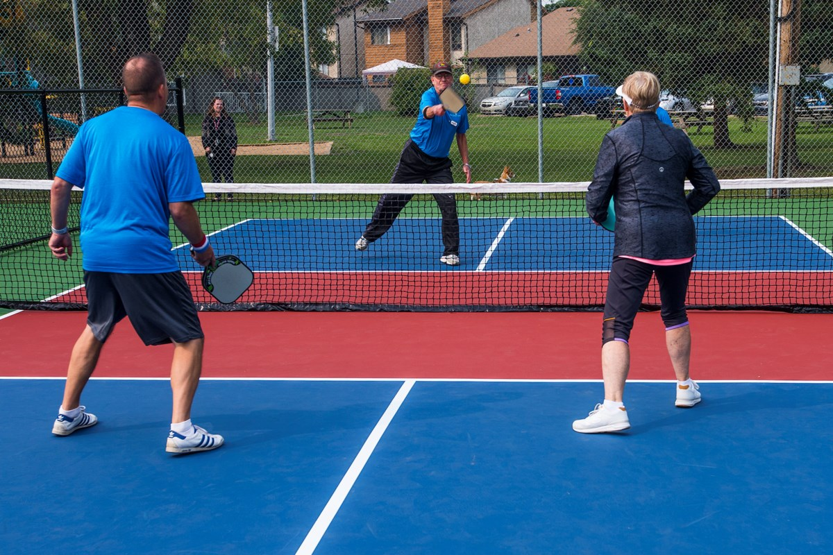 Some St. Albert Pickleball And Tennis Courts Reopening Saturday photo