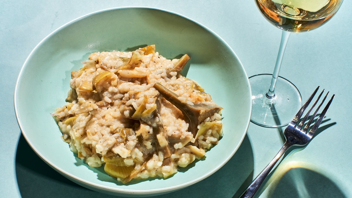 8 Risotto Recipes Because Even The Worst Cooks Can Stir photo