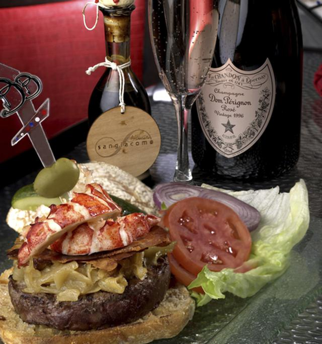 160528 gal burger leburgerbrasserie Bling Burgers – The Priciest Beef Of Them All