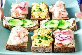 Recipe: Loaded Open Sandwiches photo