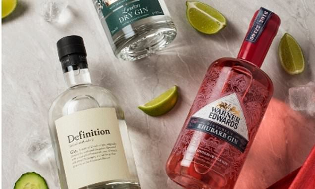 Five Gin Deliver Services Still Delivering In The Uk  photo