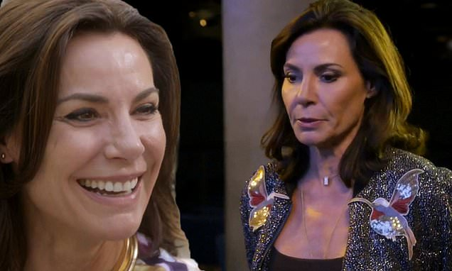 Rhony: Luann De Lesseps Starts Drinking Again After Months Of Sobriety photo