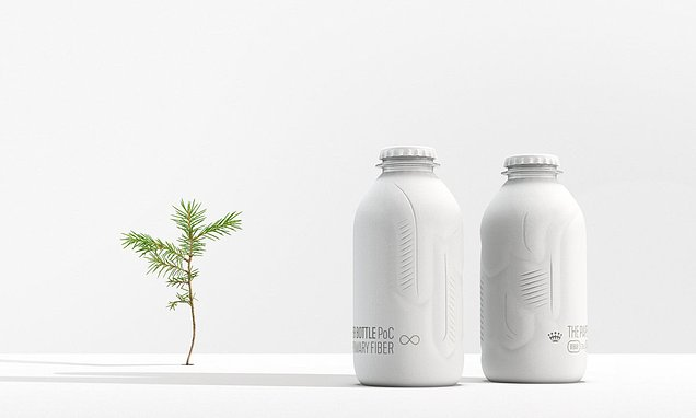 Coca-cola And Carlsberg Back New All-plant  Containers  photo